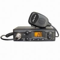 Buy cheap CB Radio with E/D/EU/EC/PL/UK/US/NZ Channels and SQ/ASQ Function from wholesalers