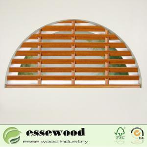 Adjustable Australia Indoor Wood Basswood Plantation Window Shutter Manufactures