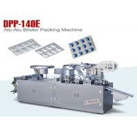 China Small Pharmaceutical Blister Packaging Machines For Pills Tablet And Capsules on sale