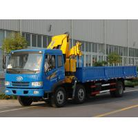 XCMG 6.3 Ton SQ6.3ZK2 Articulating Truck Mounted Crane With Low Price Manufactures