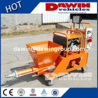 Semi-Automatic Mortar Concrete Mortar Spraying Plastering Pump Machine Manufactures