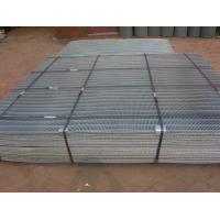 "Hot dipped galvanized welded wire mesh panel with opening 1"" Manufactures"