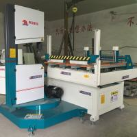 CSB1220 cnc bandsaw cutting machine vertical band saw for wood bed chair Manufactures