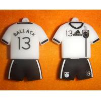 Customized Jersey USB Flash Drive Manufactures