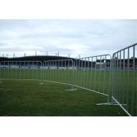 Frame Feet Crowd Control Barriers Manufacturer Manufactures