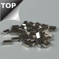 Wood Cutting Tools Cobalt Chrome Alloy Saw Tips For Circular / Band Saws Manufactures