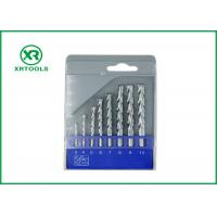 Chrome Plated Sds Masonry Drill Bits , Concrete Long Masonry Drill Bit For Brick Manufactures