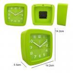 Square Shape Alarm Clock Manufactures