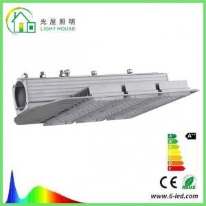 Slim Solar Powered LED Street Lights 3000-6500K / LED Parking Lot Light 130lm/W , High Power Manufactures