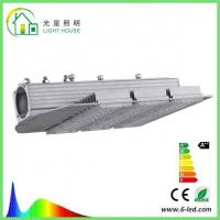 Slim Solar Powered LED Street Lights 3000-6500K / LED Parking Lot Light 130lm/W , High Power Manufactures