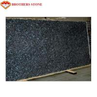 China Blue Pearl Granite Stone Tiles Slabs Customized Size CE Certification on sale