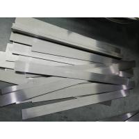 China HIP Sintered STB Cemented Carbide Wear Strips 320 330 310 6 X12x2 Customized Size on sale
