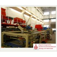Construction Material Making Machinery for Mgo / Mgcl / Fiber Glass Mesh Raw Material Manufactures