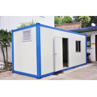 2015 New Fashion Best Selling Prefab House for Home and Office Manufactures