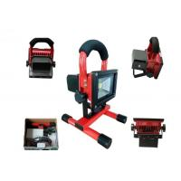 High CRI Red / Green Aluminum Portable Flood Lights With High Lighting Efficiency Manufactures