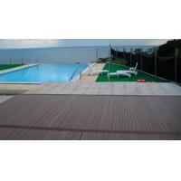 Long-life and weather resistance WPC decking weather resistance WPC decking bath (RMD-59) Manufactures