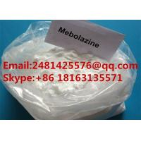 Raw Muscle Growth Steroids Mebolazine / Dymethazine Powder CAS 3625-07-8 Manufactures