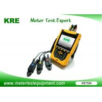 China Handhled Portable Meter Tester Three Phase Accuracy 0.3 5.1 Inch Color LCD Display on sale
