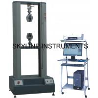 5T PC Controlled Tensile Strength Test Equipment 1200 * 530 * 1800mm With Software Manufactures