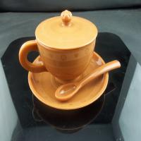 2013 new fashion impermeable silicone coffee cup, cup lid and cup sauce easy to clean and efficient Manufactures