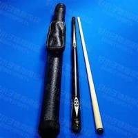 China 57 inch One Piece 4 Prong falcon excalibur tradema Pool Cue Stick for House / Bar / games on sale