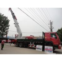 China SINO TURK HOWO heavy duty 120ton crane truck for sale, best price CLW brand heavy duty 100-200tons crane mounted truck on sale