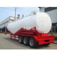 TITAN  Dry Bulk Cement Powder Tanker Semi Trailer With Engine for sale Manufactures