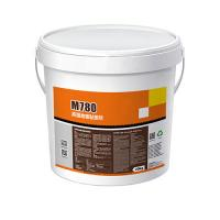 White Color Coiled PVC Flooring Adhesive For Low Penetration Substrates Manufactures