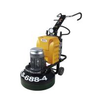 7.5kw stone epoxy concrete floor grinding and polishing machine from china manufacturer Manufactures