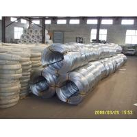 China Hot - dip Galvanized Wire & Zinc Coated Gabion Wire on sale