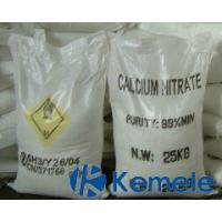 China Calcium Nitrate Tetrahydrate on sale