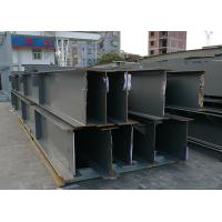 Morden Bussiness Steel Structure Office Painted Surface Structural Durabilities Manufactures