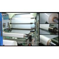 Hot/Cold Peel Matte/Glossy Heat Transfer Film From Heat Transfer PET Film Supplier with 3 Coating Lines/Coating Machines Manufactures