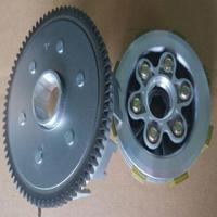 China OEM motorcycle part Honda CG150cc clutch assy Jialing150 clutch gear complete for Egypt market Manufactures