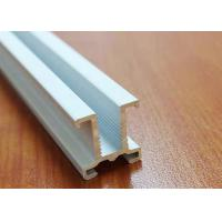 China T5 Mill Finish Aluminium Extruded Profiles Aluminum Alloy Keel For Suspended Ceiling on sale