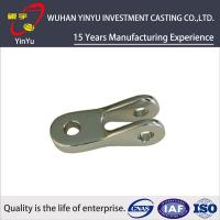 China High Strength Cast Alloy Steel , Steel Metal Casting Products For Hardware Tooling on sale