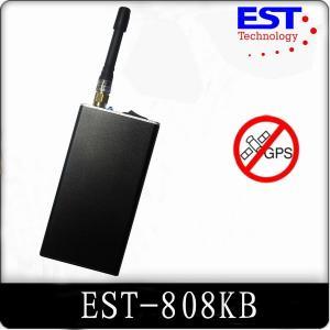 800mW 30dBm GPS Signal Jammer 1500MHZ Blocker , Gps Jammer Manufactures
