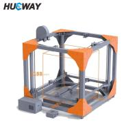 Big rep one  3d printer machine with ABS / PLA  Printing Materials Manufactures