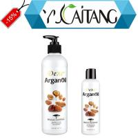 China Dexe Argan Oil Conditioner Enriched With Keratin Protein Hair Conditioner Manufactory on sale