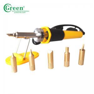 China Professional Wood Burning Pen Kit ,  Wood Burner Tool Set 110-220V 30W PS5000 on sale
