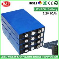 China Long cycle life 3.2v 20ah lifepo4 battery cell for Medical device on sale