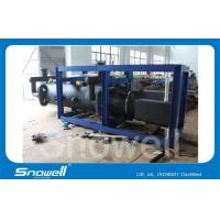 Clear Commercial Tube Ice Making Machine Evaporator For Keeping Seafood Fresh Manufactures