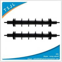 Rubber disc comb idlers Manufactures