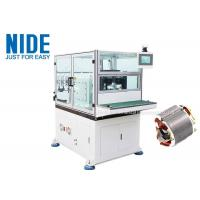 China 2 Pole 3 Phase Stator Winding Machines With Double Working Stations / Flyers on sale