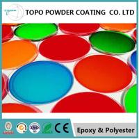 China Medical Equipment Epoxy Polyester Powder Coating RAL 1007 Daffodil Yellow on sale