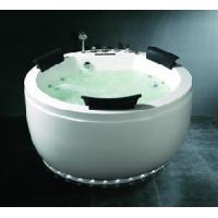 Round-Shaped Free Standing Massage Bathtub With Jacuzzi Function (MY-1698) Manufactures