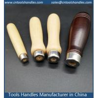 Wood File Handles Wire Wound Ferrule, Oregon Wooden Chainsaw File Handles, wooden files handles