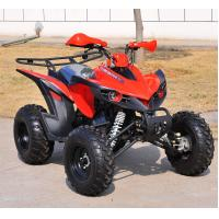 China Red Chain Drive Kandi 150CC ATV Four Wheels , Electric Youth ATV on sale
