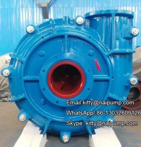 China 12/10 ST-AH  China Horizontal Slurry Pump Price list with cheap price on sale