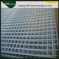 Quality Galvanized / Powder Coated Wire Mesh Fence Gate No Climb For Protective for sale